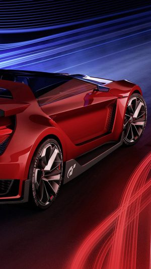 Volkswagen GTI Roadster Locals iPhone 8 wallpaper
