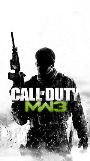 Call of Duty MW3 iPhone 8 wallpaper
