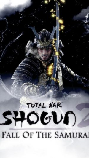 Total War Shogun iPhone 8 wallpaper