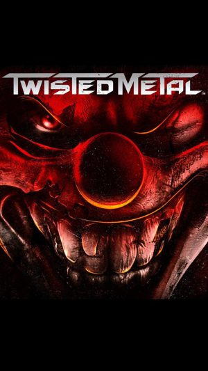 Twisted Metal iPhone 8 wallpaper