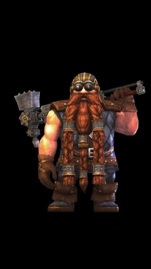 Warhammer Online Dwarf Engineer iPhone 8 wallpaper