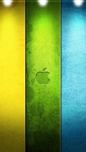 Apple Colorful iPhone 8 wallpaper