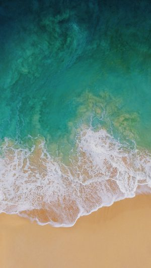 Official Apple IOS 11 iPhone 8 wallpaper