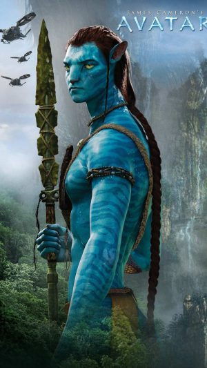 Avatar Male iPhone 8 wallpaper