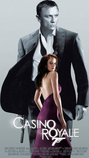 Casino Royale iPhone 8 wallpaper