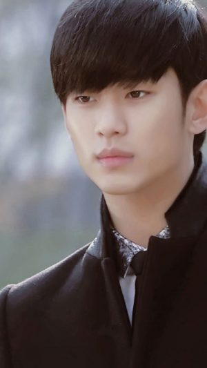 Kim Soo Hyun My Love From The Star iPhone 8 wallpaper