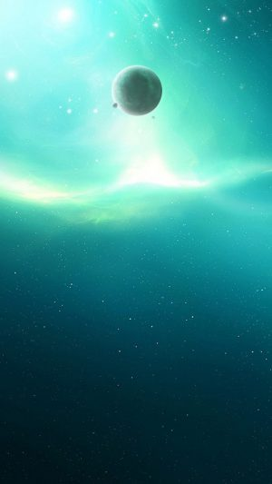 Space 05 iPhone 8 wallpaper