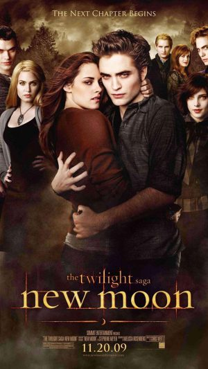 Twilight New Moon iPhone 8 wallpaper
