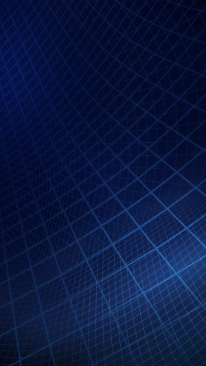 Abstract Line Digital Dark Blue Pattern iPhone 8 wallpaper