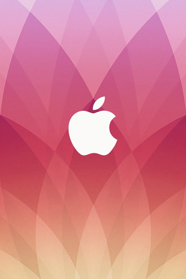 Apple Event March 2015 Red Pattern Art iPhone wallpaper