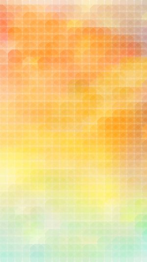 Bokeh Digital Abstract Art Pattern iPhone 8 wallpaper