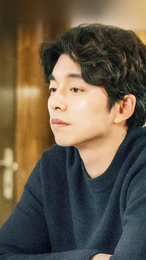 Gongyoo Handsome Korean Doggaebi Kpop iPhone 8 wallpaper
