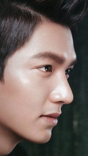 Lee Min Ho Kpop Celebrity iPhone 8 wallpaper