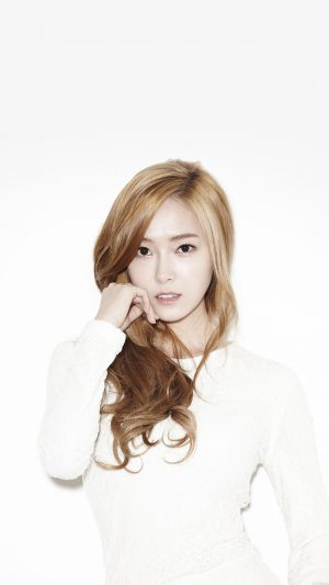 Wallpaper Jessica Snsd Kpop iPhone 8 wallpaper