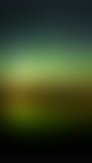 Aurora Night Nature Gradation Blur iPhone 8 wallpaper