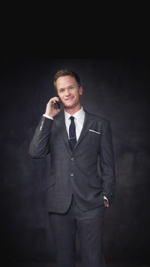 Barney Stinson Actor Celebrity Film iPhone 8 wallpaper