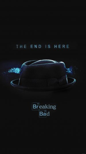 Breaking Bad End Film Art iPhone 8 wallpaper