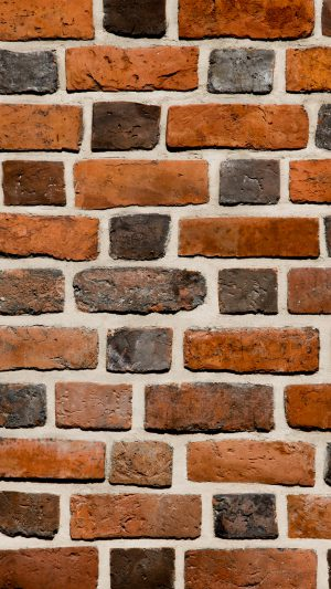 Brick Texture Wall Nature Pattern iPhone 8 wallpaper
