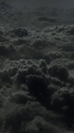 Cloud Flare Dark Sky Wanna Fly Nature iPhone 8 wallpaper