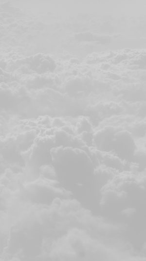 Cloud Sky White Nature Fly iPhone 8 wallpaper