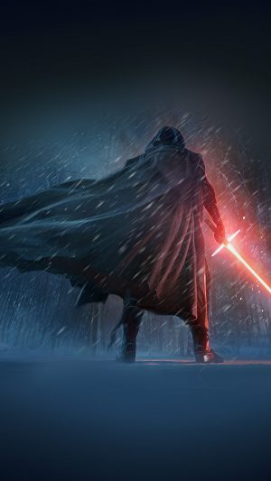 Darth Vader Starwars 7 Poster Film Art iPhone 8 wallpaper