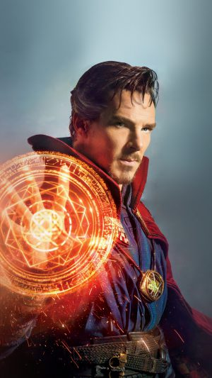 Doctor Strange Film Disney iPhone 8 wallpaper