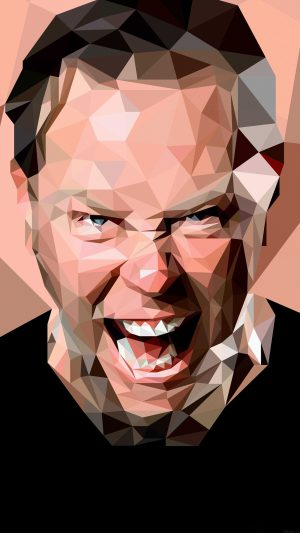 James Hetfield Music Metallica iPhone 8 wallpaper