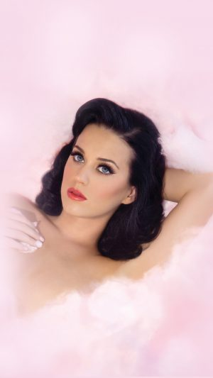 Katy Perry Pink Album Cover Art Music iPhone 8 wallpaper
