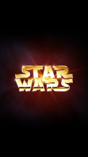 Logo Starwars Dark Film Art iPhone 8 wallpaper