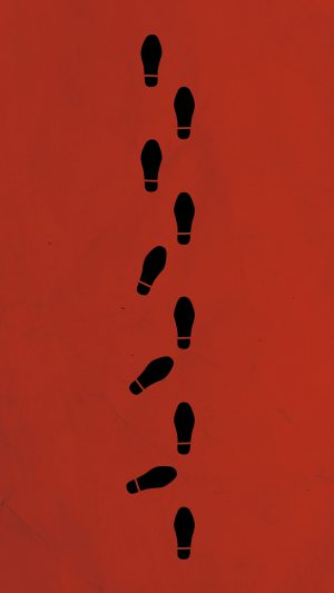 Minimal Usual Suspects Film Poster Art Illust iPhone 8 wallpaper