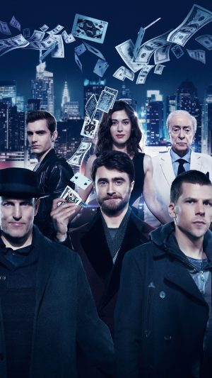Now You See Me Poster Film Art Illustration iPhone 8 wallpaper