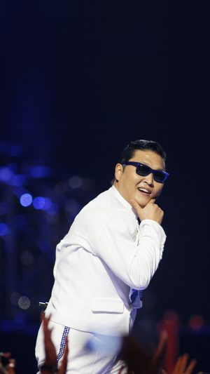 Psy Proud Dance Music Face iPhone 8 wallpaper