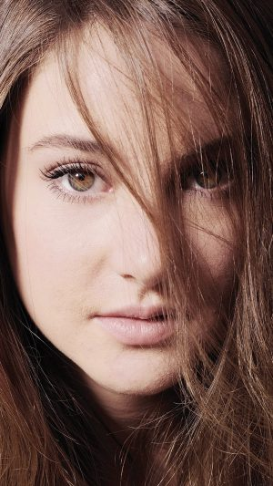 Shailene Woodley Actress Film iPhone 8 wallpaper