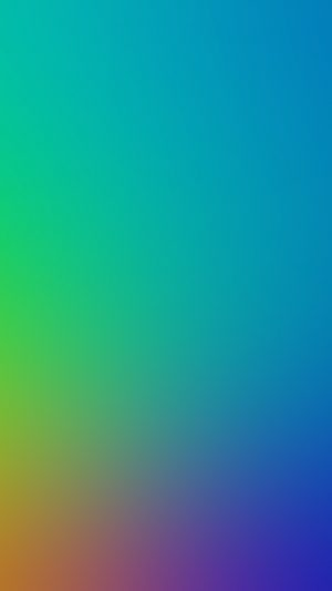 Verbal Jint Love Music Color Rainbow Gradation Blur iPhone 8 wallpaper