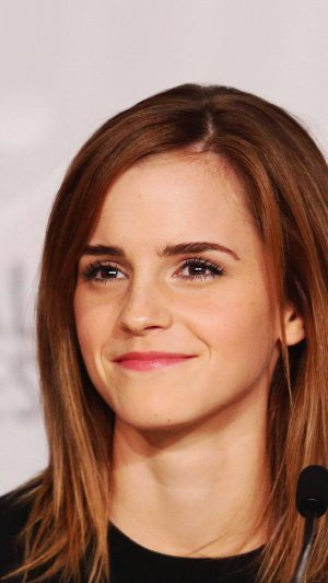 Wallpaper Emma Watson Smile Cannes Film Girl iPhone 8 wallpaper