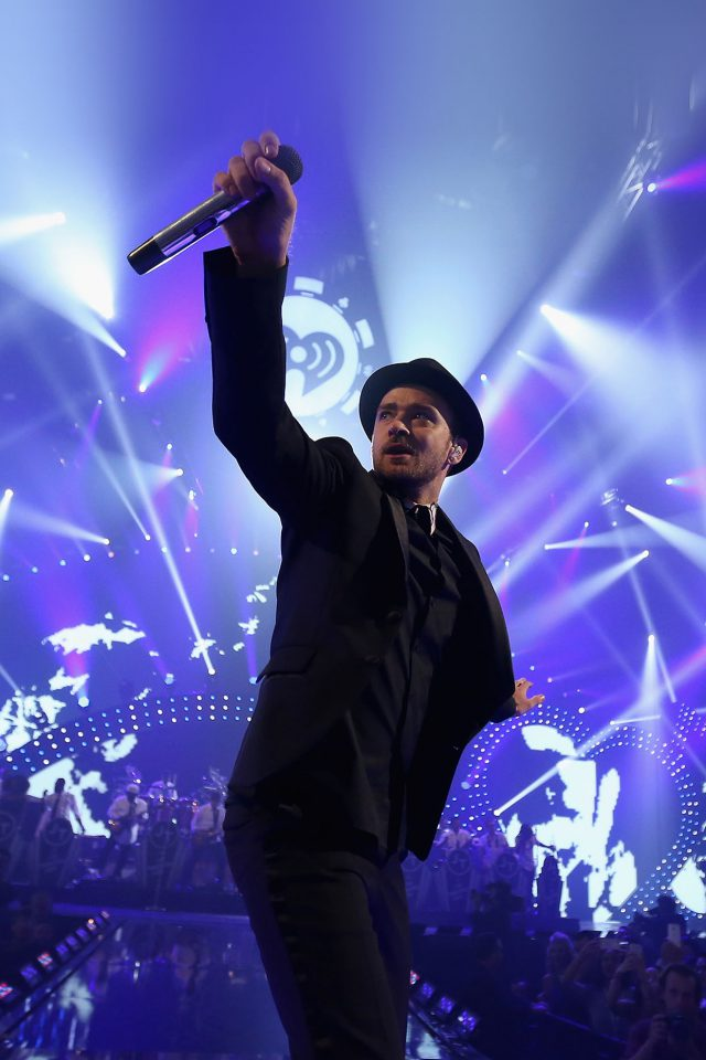 Wallpaper Justin Timberlake Music Face iPhone wallpaper
