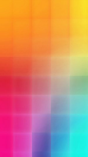 Background Abstract Cube Rainbow Red Pattern iPhone 8 wallpaper
