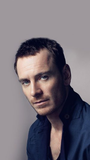 Michael Fassbender Actor Movie Celebrity iPhone 8 wallpaper