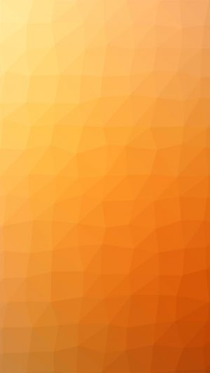 Orange Polygon Art Abstract Pattern iPhone 8 wallpaper