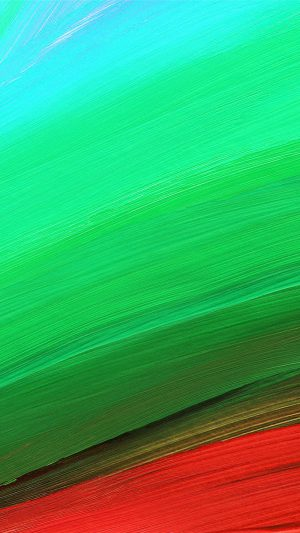 Rainbow Swirl Line Abstract Pattern Green Red iPhone 8 wallpaper