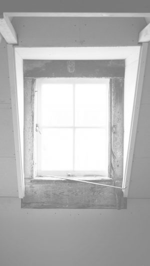 Window Lonely Light Home City White iPhone 8 wallpaper