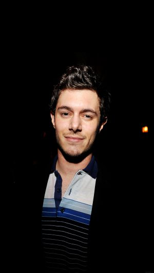 Adam Brody Handsome Actor Celebrity iPhone 8 wallpaper