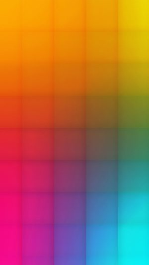 Background Abstract Cube Rainbow Color Pattern iPhone 8 wallpaper