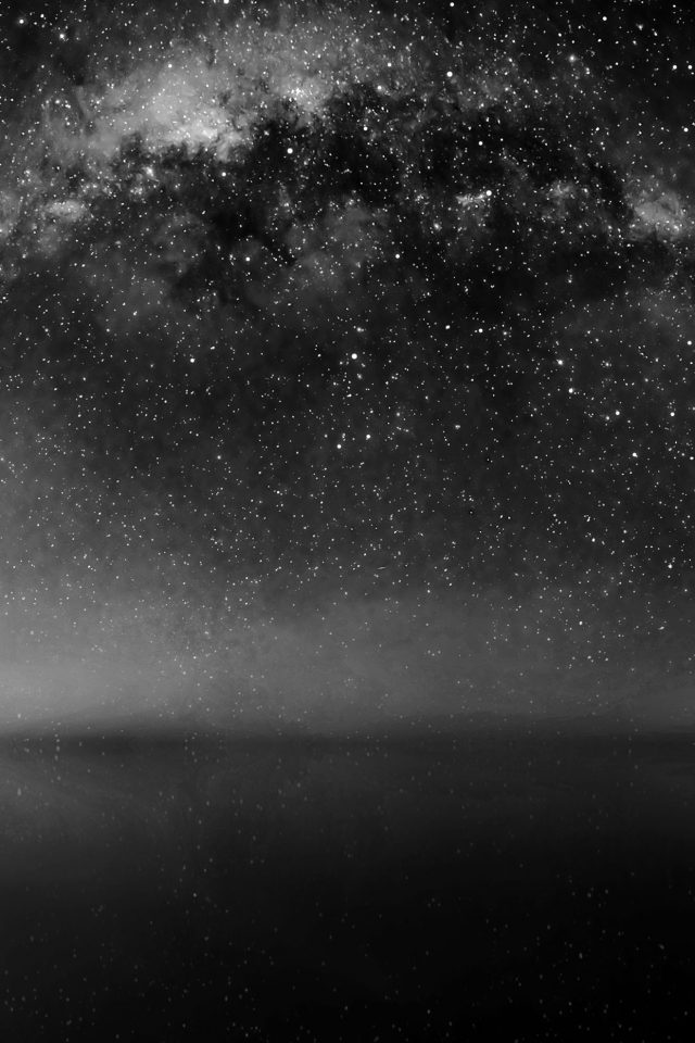 Cosmos Dark Night Live Lake Space Starry Iphone 8 Wallpaper Iphone8wallpapers Com