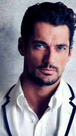 David Gandy Handsome Model iPhone 8 wallpaper