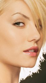 Elisha Cuthbert Blonde Girl Celebrity iPhone 8 wallpaper