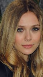 Elizabeth Olsen American Actress Singer iPhone 8 wallpaper