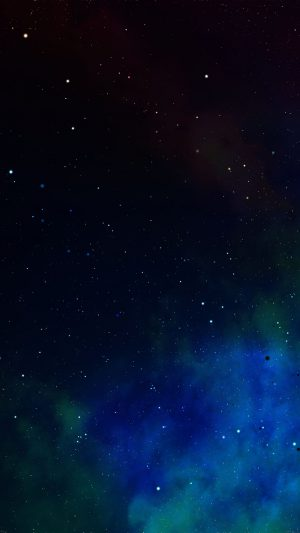 Frontier Iphone Space Colorful Star Nebula iPhone 8 wallpaper