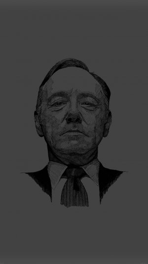 House Of Cards Kevin Spacey Actor iPhone 8 wallpaper