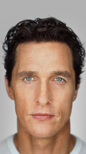 Interstellar Celebrity Matthew Mcconaughey iPhone 8 wallpaper